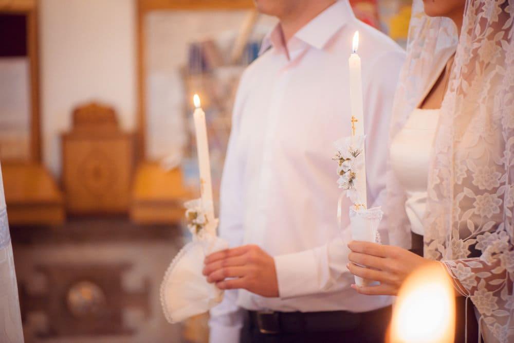 Потерялись венчальные свечи - к чему это