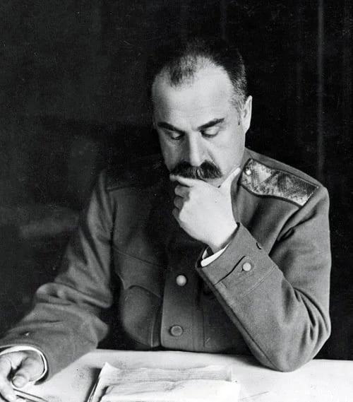 Русский генерал Алексей Каледин