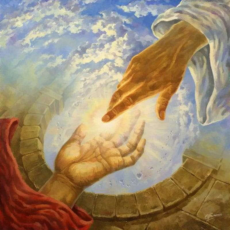Стремление к Богу. Рука Божия. Господь и Создатель