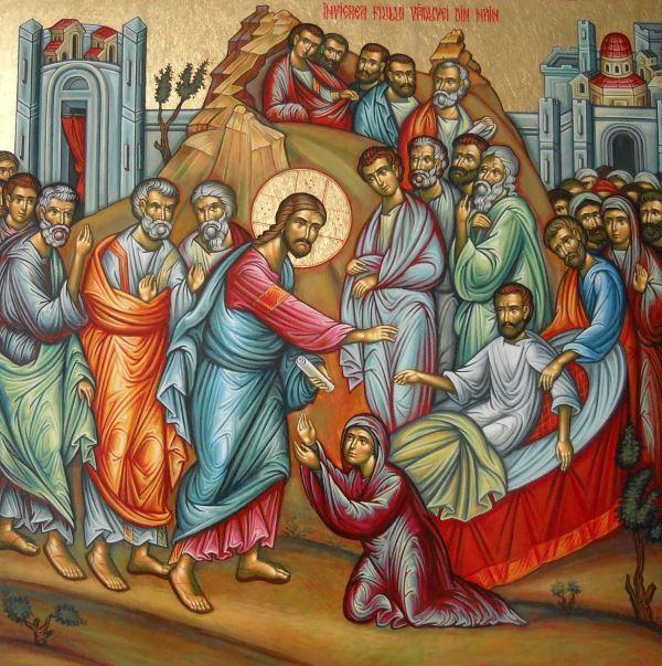 Воскрешение сына Наинской вдовы (1)