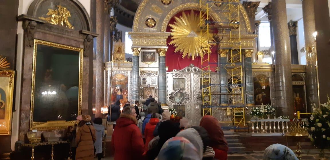 8 ноября к чуд. иконе Казанской Б. М. и к мощам блж. Ксении - в Петербург!