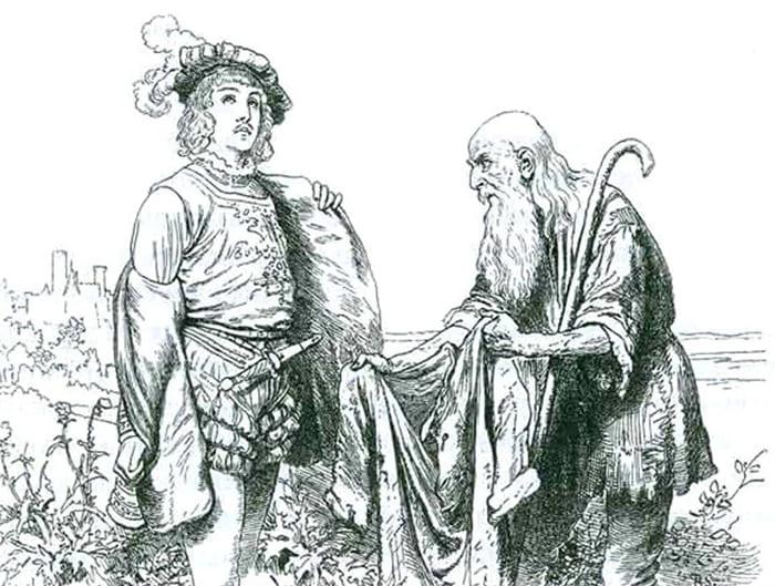 Юноша и старец