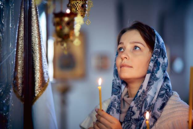 Молитва пред иконой