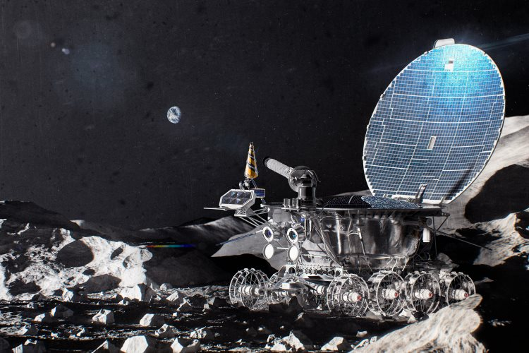 фото лунохода на луне точно запомнят