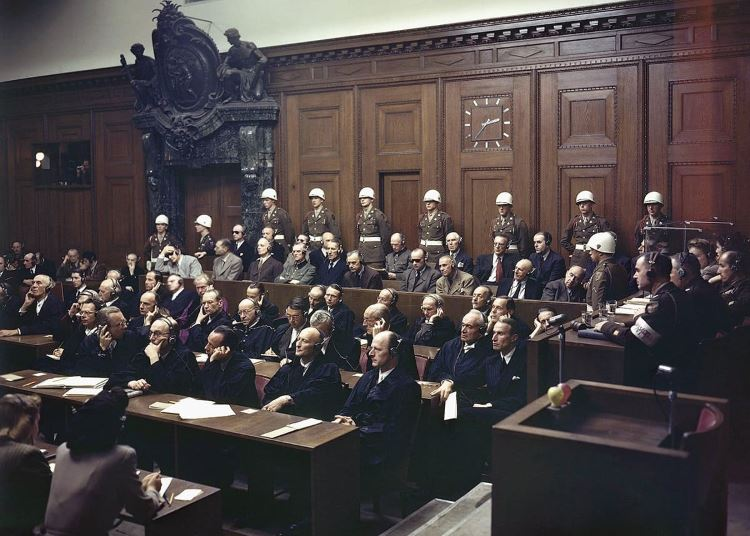 20 ноября в истории. Нюрнбергский трибунал