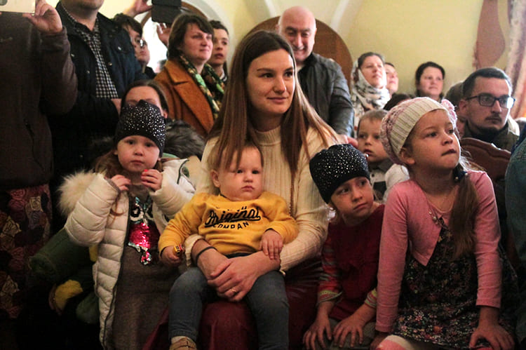 Православное мероприятие