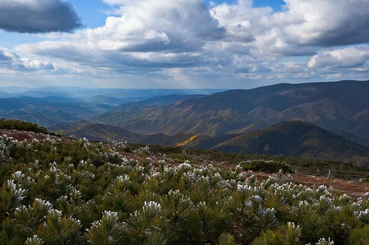 Природа. Горы