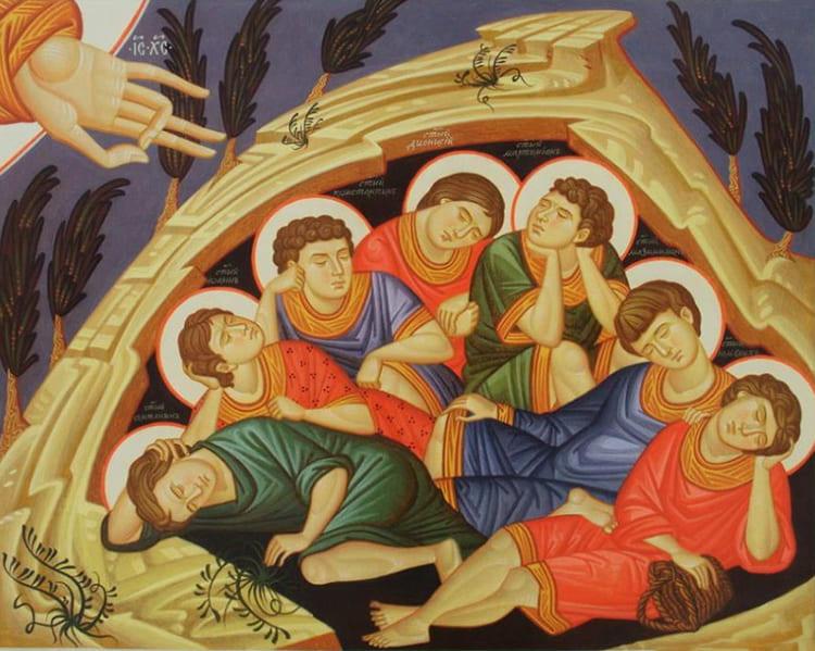 Семь отроков Еффеских