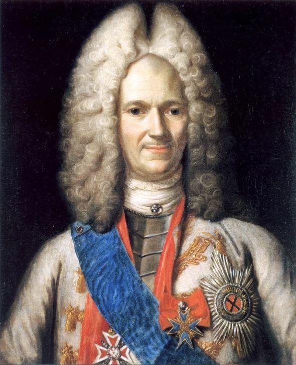 Светлейший князь Александр Меньшиков