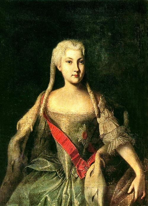 Анна Леопольдовна - Правительница