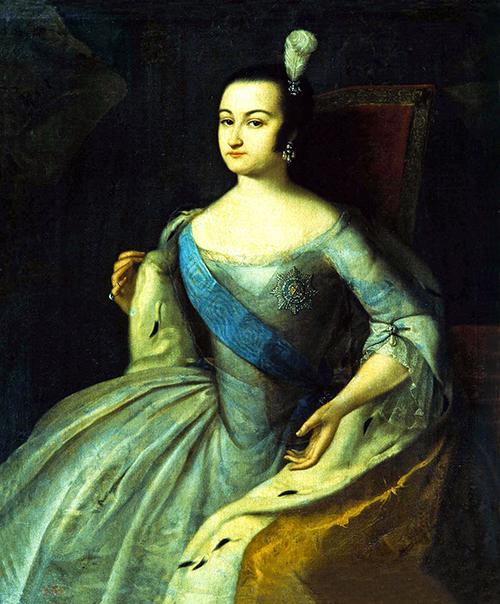 Анна Леопольдовна. Правительница