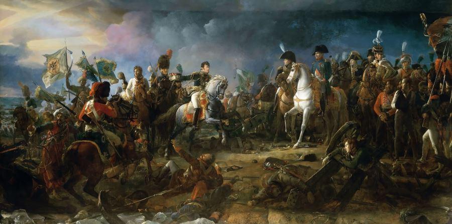 Битва. Наполеон