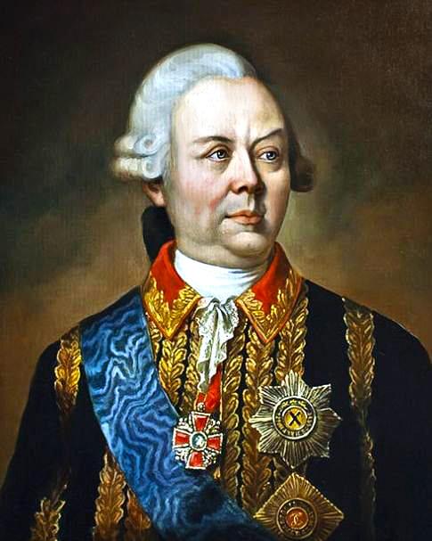 Фельдмаршал Петр Румянцев