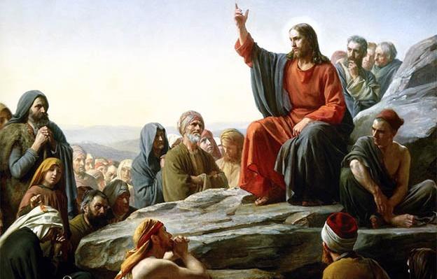 Иисус Христос. Благовестие. Проповедь. Евангелие.