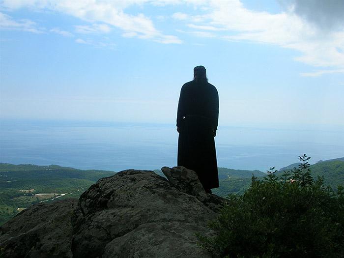 Монах. Инок