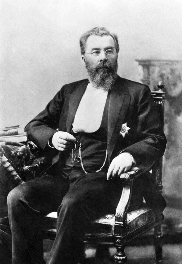 Николай Склифосовский. Фото