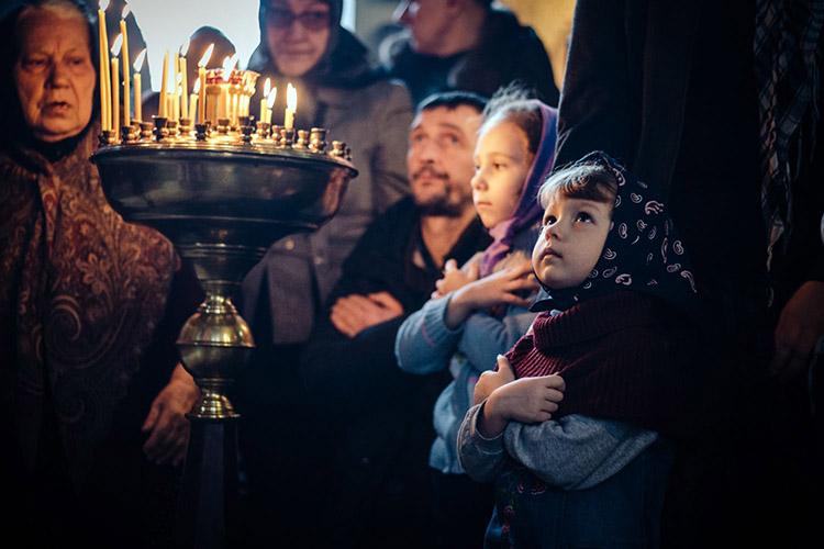 О воспитании страха Божия. Родители и дети