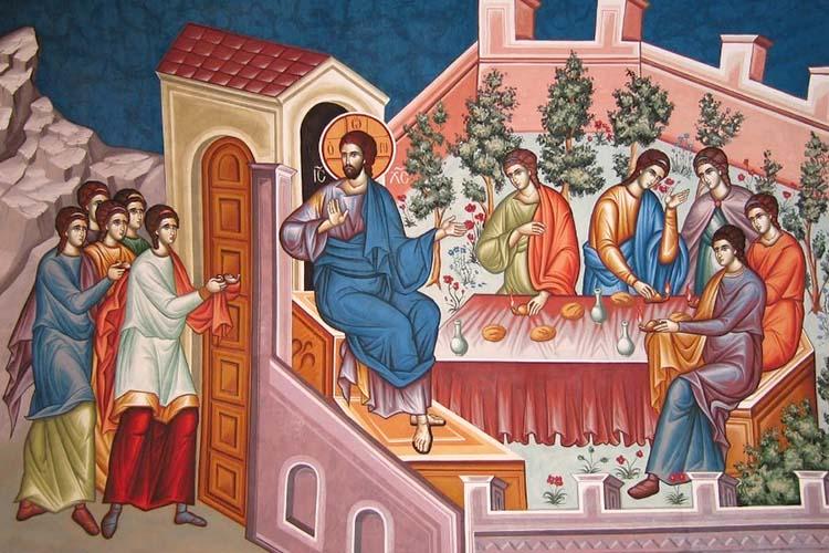 Притча о званных на брачный пир. Иисус Христос