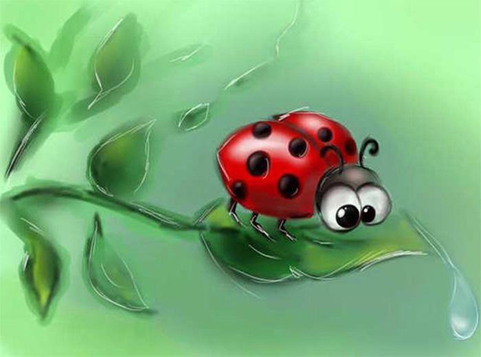 Про очень важного жука (3)