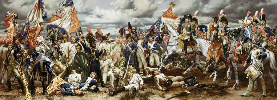 Войска. Наполеон. Битва под Аустерлицем