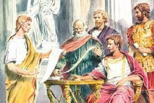 Юлий Цезарь. Юлианский календарь