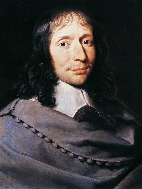 Математик и философ Блез Паскаль