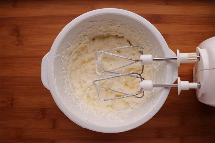 Молочный ломтик (молочное суфле)