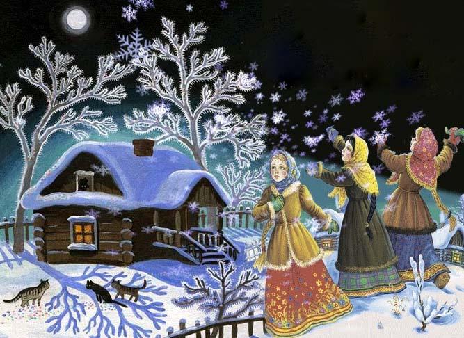 Можно ли гадать на Рождество и Святки