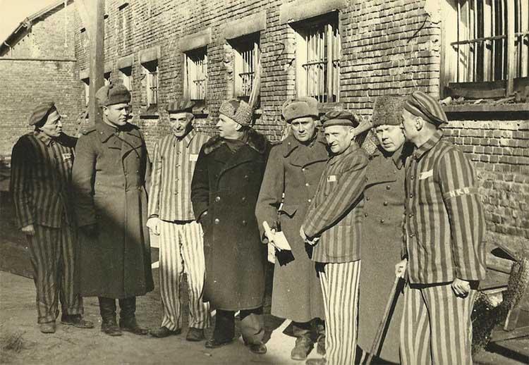 Освобождение узников