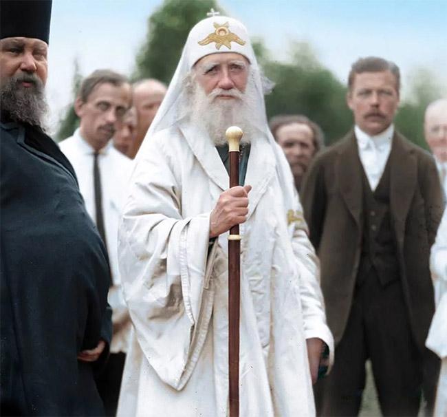 Патриарх Московский Тихон