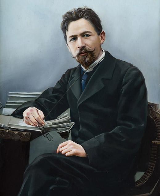 Писатель и драматург Антон Павлович Чехов