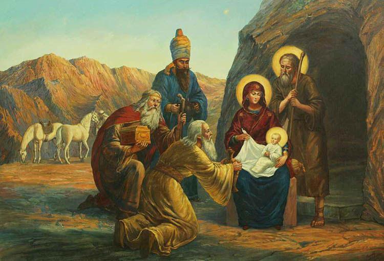 Праздник Рождество Христово!