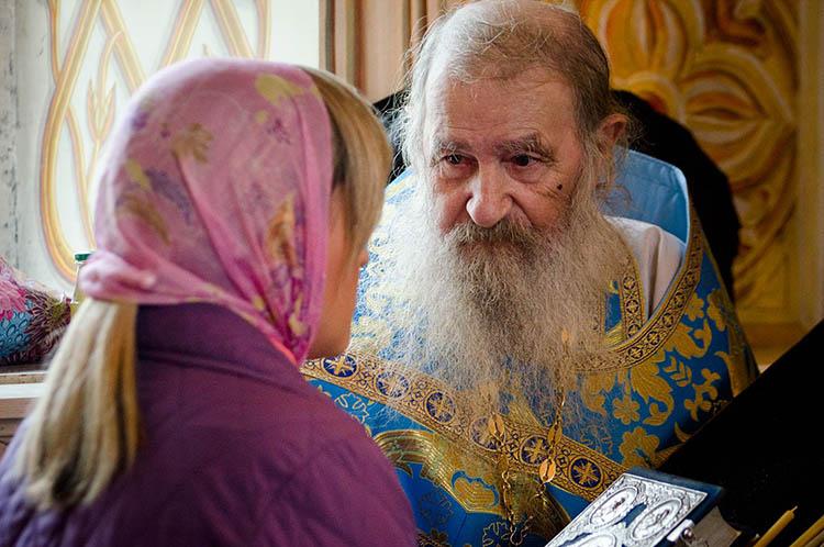 Священник Феодор. Разговор с батюшкой
