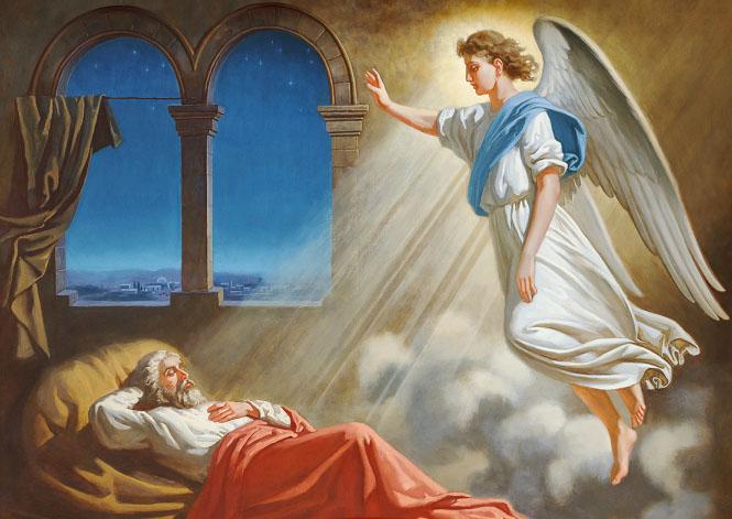 Явление Ангела Иосифу