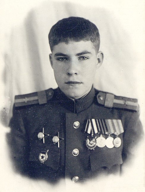 Летчик Аркадий Каманин