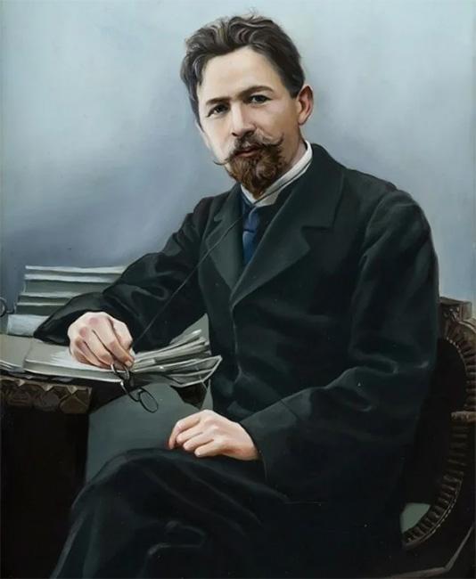 Писатель Антон Чехов