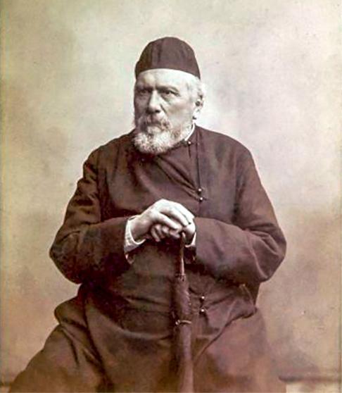 Писатель Николай Лесков