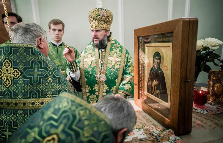 Торжественные богослужения в день памяти блаженной Ксении Петербургской