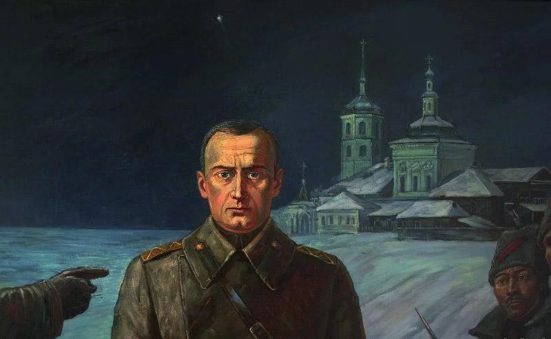 Верховный правитель России Александр Колчак