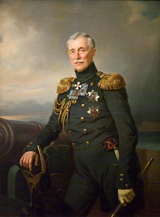 Александр Сергеевич Меньшиков