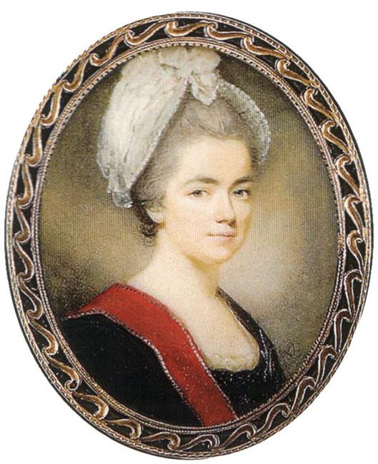 Екатерина Дашкова 1770-е