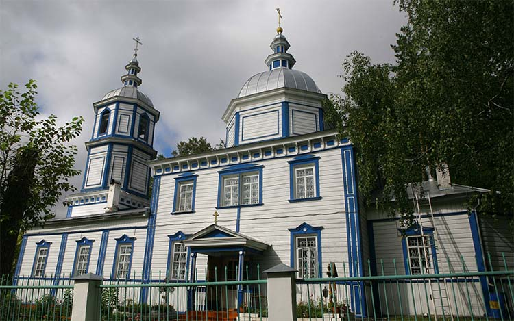 Храм святителя Гурия Казанского