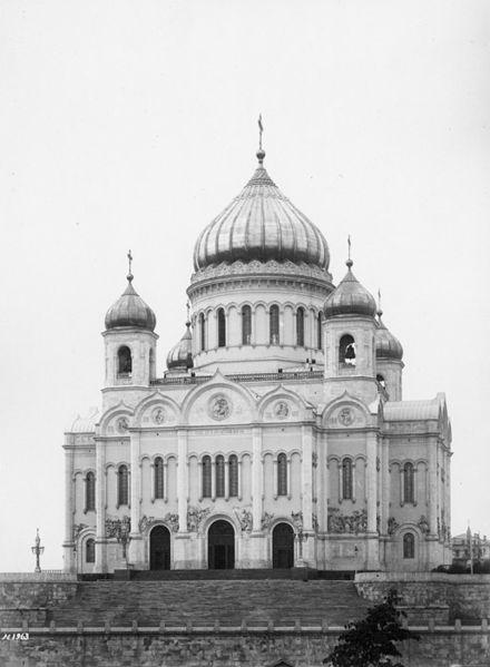 Храм в 1902 году