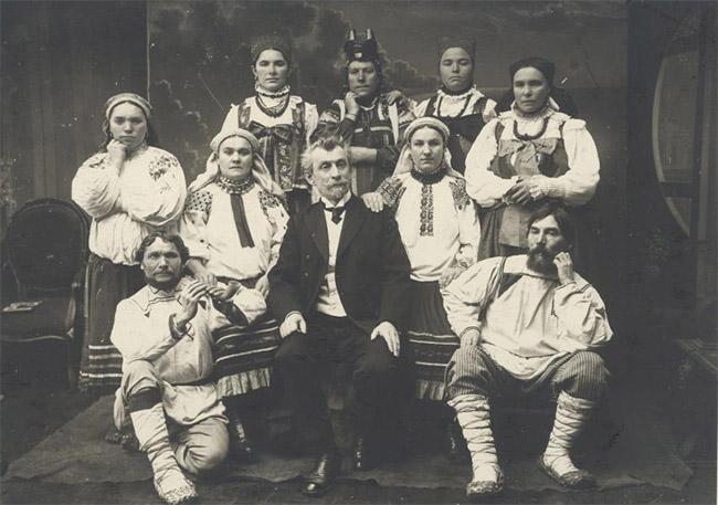 Народный хор Пятницкого