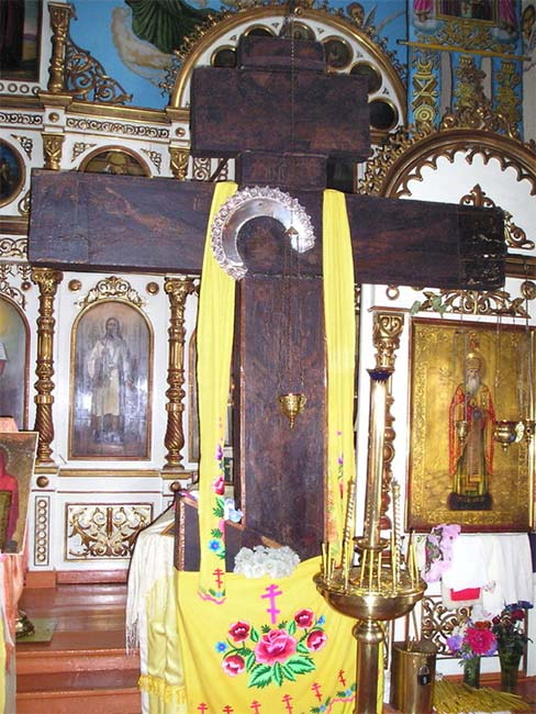 Петьяльский Животворящий крест Господень