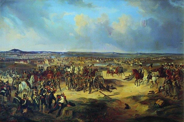 Сражение при Париже в 1814 году