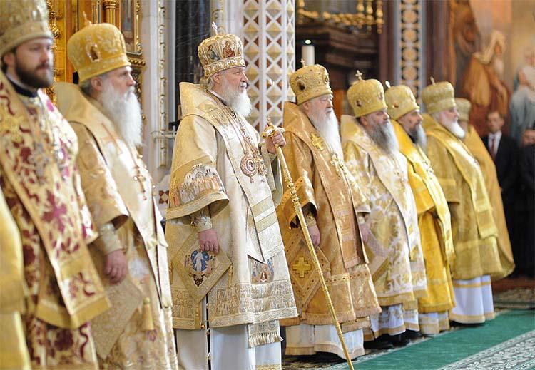 В праздник Торжества Православия