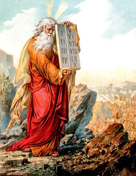 Заповеди на горе Синай