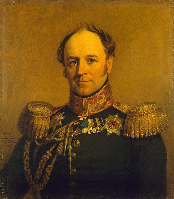 Александр Бенкендорф
