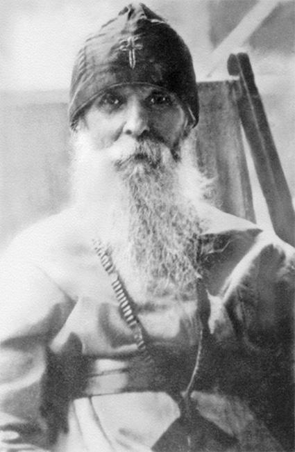 Иеромонах Варнава (Муравьев)